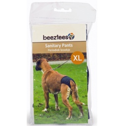 фото Подгузники для собак Beeztees Sanitary Pants. Размер: XL (50-59 см)