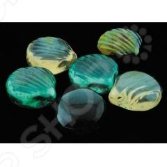 Грунт аквариумный DEZZIE «Аквамарблс» 5623047