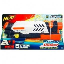 фото Оружие игрушечное Hasbro Бластер водяной Скаттер Super Soaker