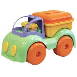 фото Машинка игрушечная ПЛЭЙДОРАДО «Цистерна Крепыш»
