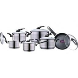 фото Набор посуды Bergner: 12 предметов