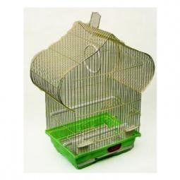 фото Клетка для птиц Золотая клетка 102G