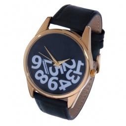 фото Часы наручные Mitya Veselkov «Упавшие цифры» Gold