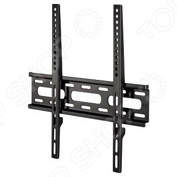Кронштейн для телевизора Hama H-108770 кронштейн для мониторов жк hama h 95831 черный 26