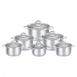 Купить Набор кухонной посуды Bohmann BH-1212PS