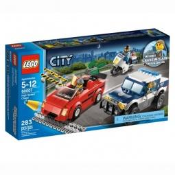 фото Конструктор LEGO Погоня за преступниками