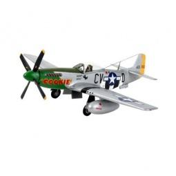 Купить Сборная модель истребителя Revell P-51 D Mustang