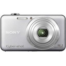 фото Фотокамера цифровая SONY Cyber-shot DSC-WX50. Цвет: серебристый