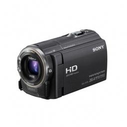 фото Видеокамера SONY HDR-CX220E. Цвет: черный