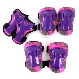фото Комплект защиты для роликовых коньков X-MATCH 64548