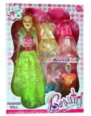 Набор игровой с куклой Beautiful Girl 1707298