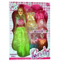 фото Набор игровой с куклой Beautiful Girl 1707298