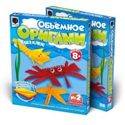 Купить Объемное оригами Фантазер Морские обитатели