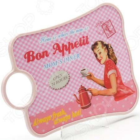Доска разделочная Mayer&Boch Bon Appetit MB-24766 доска вращающаяся d 30 см mayer and boch bon appetit mb 24776
