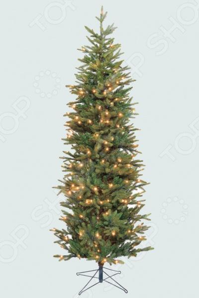 Зимние праздники самые любимые и долгожданные и это не удивительно! Ведь Рождество и Новый Год это всегда ожидание чего-то невероятного, сказочного и волшебного! Для каждого, праздник представляется по своему: кто-то любит его отмечать дома за праздничным столом в кругу семьи, для кого-то это замечательный повод устроить веселый костюмированный карнавал, кто-то и вовсе предпочитает отправиться в заснеженные дали, отмечать праздник в гостях у самого Деда Мороза! Однако, где бы и как бы вы не отмечали зимние праздники, для создания по-настоящему праздничной и сказочной атмосферы очень важно уделить особое внимание украшению и оформлению интерьера. Яркие елочные шары, свечи и разноцветные огни гирлянд и конечно празднично украшенная елка все это поможет воссоздать атмосферу настоящей новогодней сказки. Ель искусственная Edelman Фантазия - станет главным праздничным украшением. Такая красавица не сможет остаться незамеченной. Искусственная ель создаст праздничное настроение в любом интерьере. Дополните сказочную красавицу рождественскими композициями, венками, свечами, гирляндами и конечно, не забудьте положить подарки под елку для самых близких в праздничную ночь!