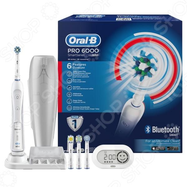 Щетка зубная электрическая Oral-B SmartSeries Pro 6000