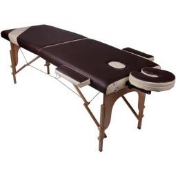 фото Двухсекционный массажный стол RestArt Wellness