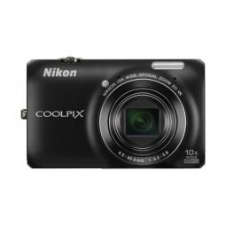 фото Фотокамера цифровая Nikon CoolPix S6300. Цвет: черный