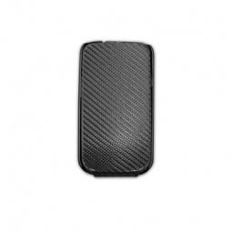 фото Чехол для Galaxy S III Nova Flip-Top. Материал: карбон