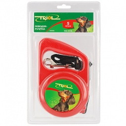Купить Поводок-рулетка TRIOL FD9006В. В ассортименте