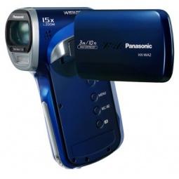 фото Видеокамера Panasonic HX-WA2. Цвет: синий