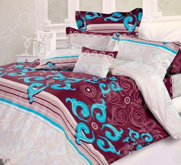 Комплект постельного белья Унисон Шанти комплект постельного белья унисон бархат
