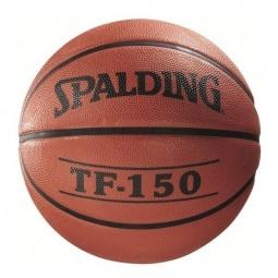 фото Мяч баскетбольный Spalding TF-150 Rubber. Размер мяча: 6