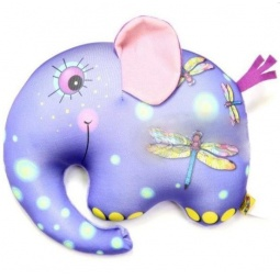 фото Игрушка-антистресс СПИ «Слон Руби». В ассортименте