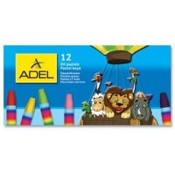 Купить Мелки для рисования ADEL 428 0837 000