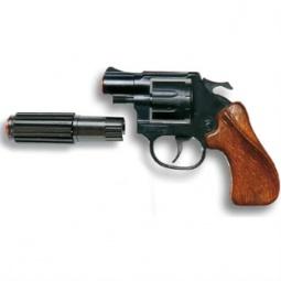 Купить Пистолет с глушителем Edison Giocattoli Випер