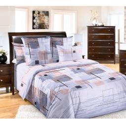 фото Комплект постельного белья Королевское Искушение «Европа». 2-спальный. Размер простыни: 220х195 см