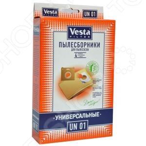 Мешки для пыли Vesta UN 01 Universal