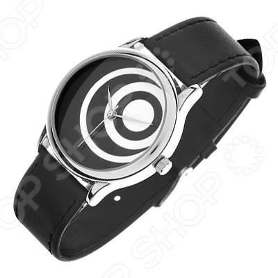 Часы наручные Mitya Veselkov «Черные диски» диски malata в украине