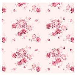 фото Отрез ткани Tilda Воспоминания о саде. Цвет: розовый