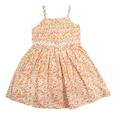 Купить Детский сарафан WWW My dresses ЯВ105880. Цвет: оранжевый