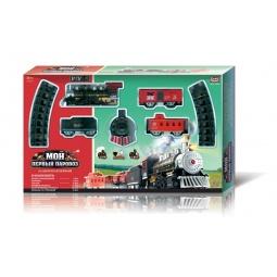 Купить Железная дорога на радиоуправлении PlaySmart Р41108