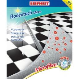 Купить Ткань для мытья полов с натуральным бамбуковым и хлопковым волокном Leifheit Micro