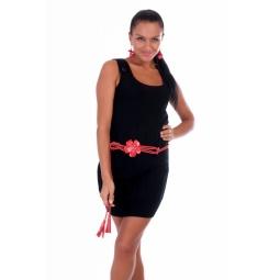 фото Туника вязаная Mondigo 9762. Цвет: черный. Размер одежды: 42