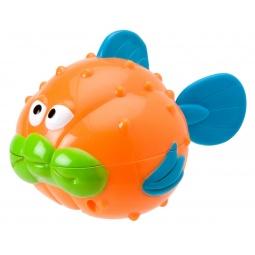 фото Игрушка для ванной Alex «Рыба-ёж»