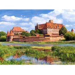 Купить Пазл 3000 элементов Castorland «Польша»