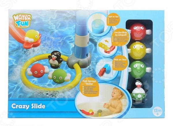 Набор для ванны Toy Target «Водный трамплин»