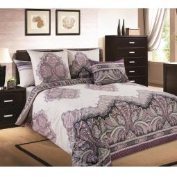 фото Комплект постельного белья Королевское Искушение «София 3». 2-спальный. Размер простыни: 220х240 см