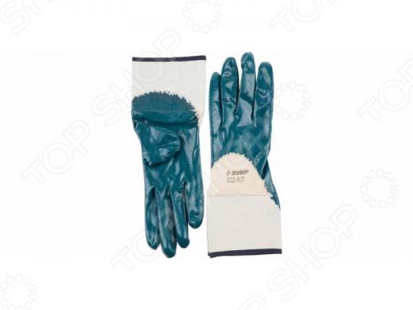 Перчатки рабочие Зубр «Мастер» 11271
