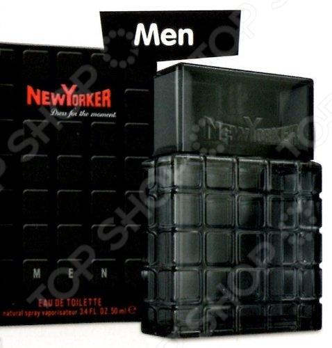 Туалетная вода мужская New Yorker Man, 30 мл туалетная вода s oliver туалетная вода s oliver superior man 30 мл