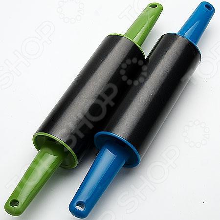 Скалка Mayer&amp;amp;Boch MB-23330. В ассортиментеСкалки<br>Товар продается в ассортименте. Цвет изделия при комплектации заказа зависит от наличия товарного ассортимента на складе. Скалка Mayer Boch 23330 из высококачественного пластика с покрытием нон-стик была сконструирована специально под удобный захват и использование без лишних усилий. Великолепная износоустойчивость и стильный современный дизайн в сочетании с удобством использования сделают эту модель желанным дополнением любой кухни.<br>
