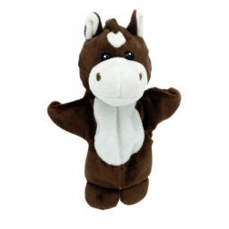 Купить Кукла на руку Жирафики «Лошадка»
