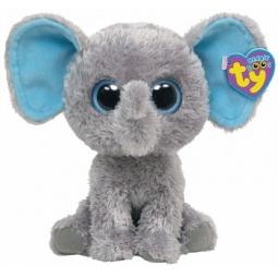 фото Мягкая игрушка TY Слон PEANUT. Высота: 16 см
