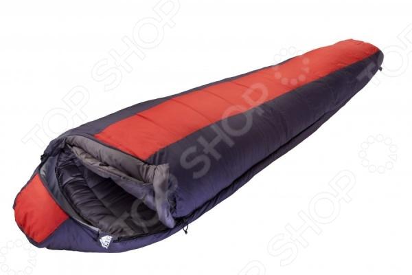 Спальный мешок Trek Planet BergenСпальные мешки<br>Trek Planet Bergen это современный, практичный и удобный спальный мешок, без которого трудно обойтись любителям настоящего отдыха на дикой природе. Это может быть туристический поход, охота или рыбалка, а также другие виды отдыха, предполагающие ночевку под открытым небом или в палатке. Благодаря сочетанию продуманной формы и высококачественных материалов, температурный диапазон, при котором сон в таком мешке будет комфортным, достаточно широк. Преимущества спального мешка Trek Planet Bergen:  Температура экстрима составляет -15 ;  Температура комфорта, составляющая 2 ;  Тепловой ворот для комфортного и спокойного сна;  Флисовая наволочка в анатомическом капюшоне;  Защита от влаги и ветра;  Конструкция, позволяющая состегивать вместе два спальника;  Двухзамковая молния;  Внутренний карман;  Комплектный компрессионный чехол, способствующий максимальному удобству при переноске и хранении спального мешка. Обеспечьте себя качественной экипировкой и каждый поход на природу станет настоящим приключением, со множеством событий, оставляющих в памяти неизгладимый след.<br>