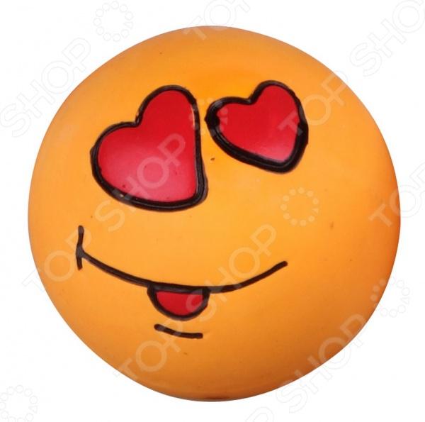 Игрушка для собак DEZZIE «Мяч» №1 игрушка для собак dezzie мяч резина розовый с рыжим