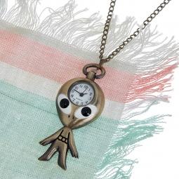 Купить Кулон-часы Mitya Veselkov «Гуманоша»